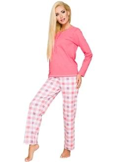 032758ac1 Dámské pyžamo TARO Nati 2112 růžové
