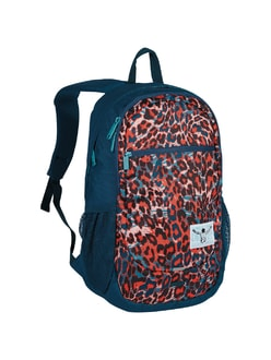 Studentský batoh Chiemsee Techpack two backpack Mega flow blue