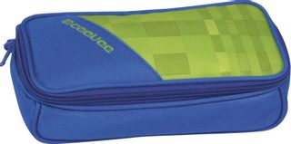 Penál Ceevee Horizon Unibox Green/Blue