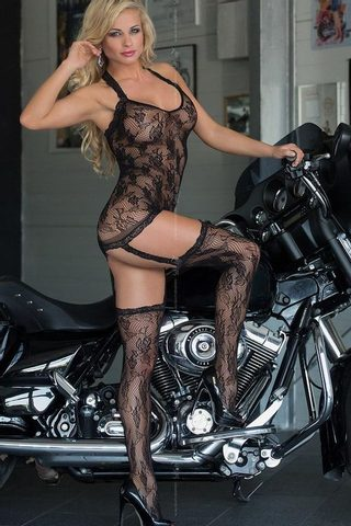 Bodystocking SOFTLINE Crazy