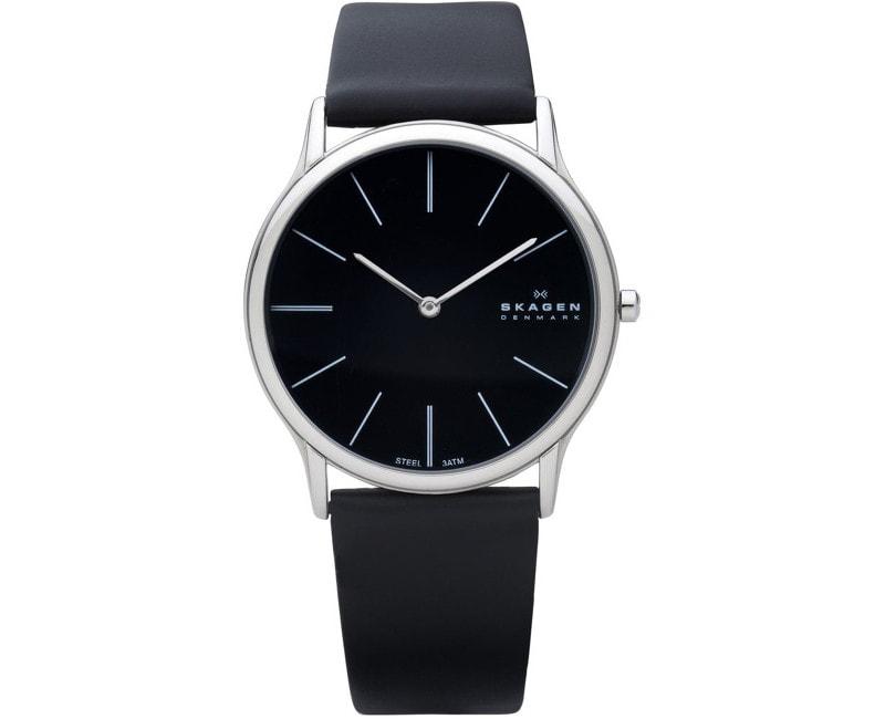 9e8e0cf2cf Pánské hodinky Skagen 858XLSLB - Skagen ... - Plavky-Pradlo.cz