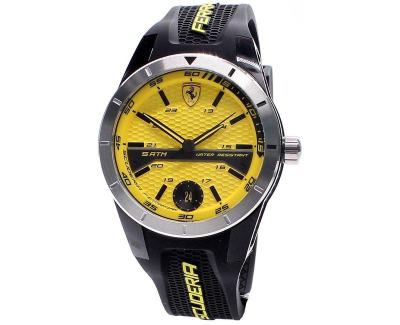 25077ac93 Pánské hodinky Scuderia Ferrari 0830251 ... - Plavky-Pradlo.cz
