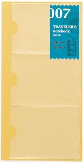 Náplň #007: Složka na karty