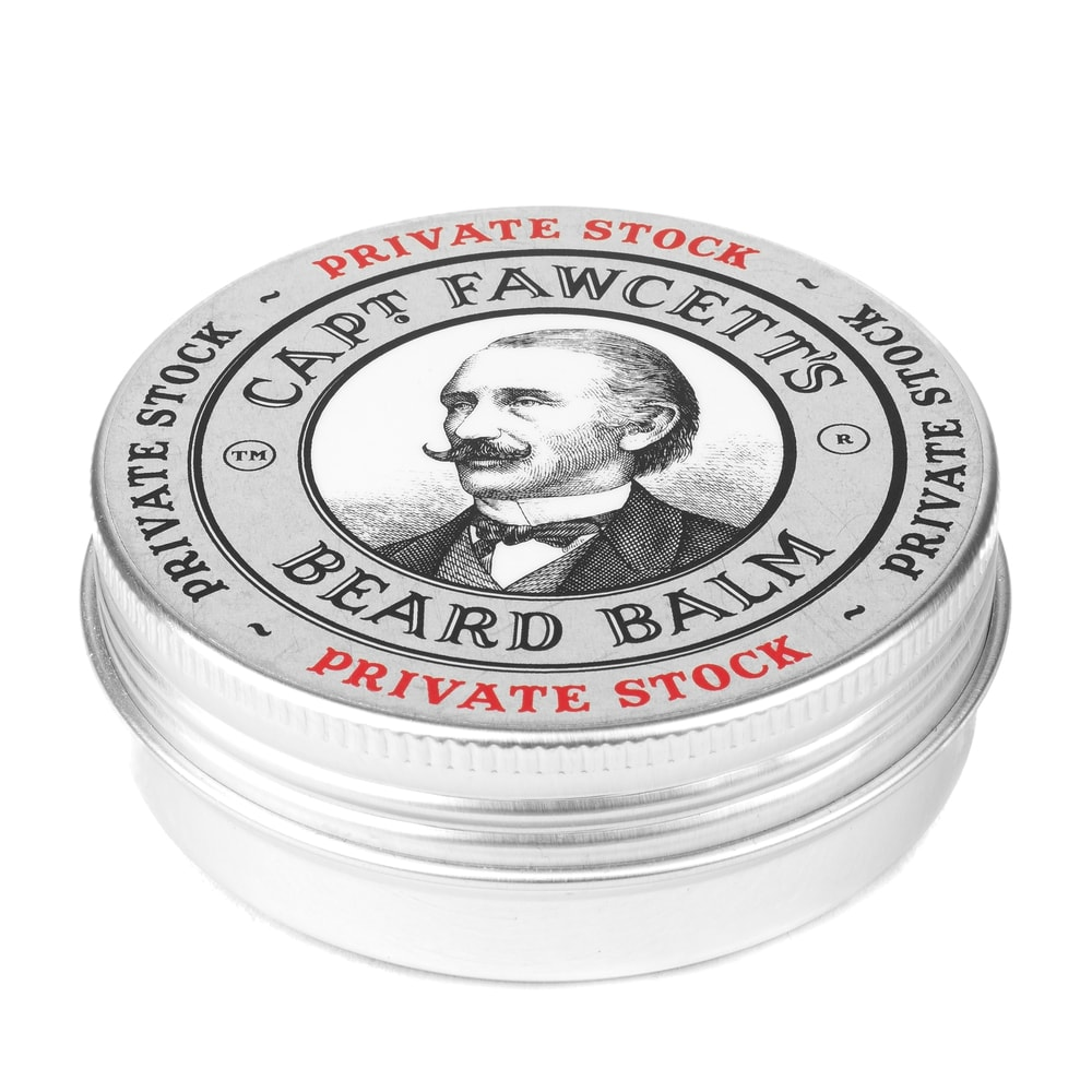 Balzám na plnovous Cpt. Fawcett Private Stock (60 ml)