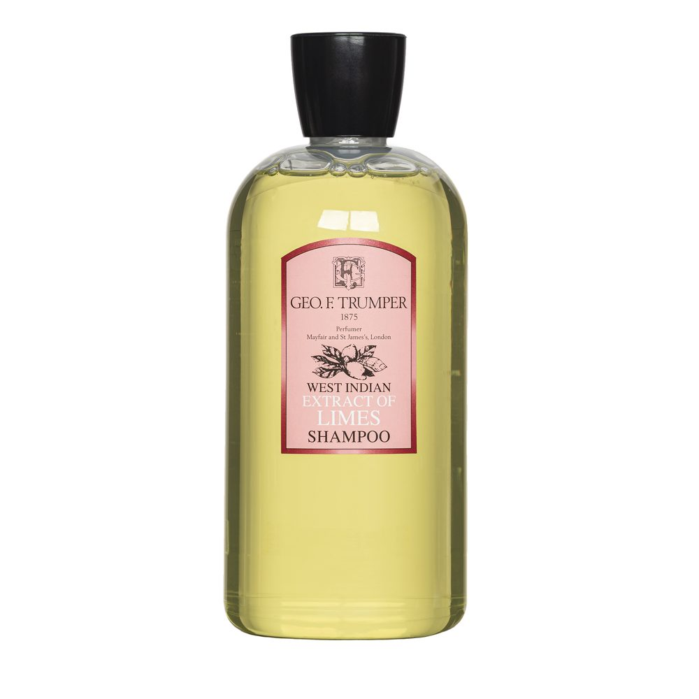 Šampon na vlasy Geo. F. Trumper West Indian Extract of Limes Shampoo