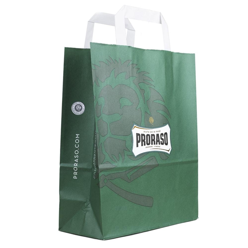 Papírová taška Proraso