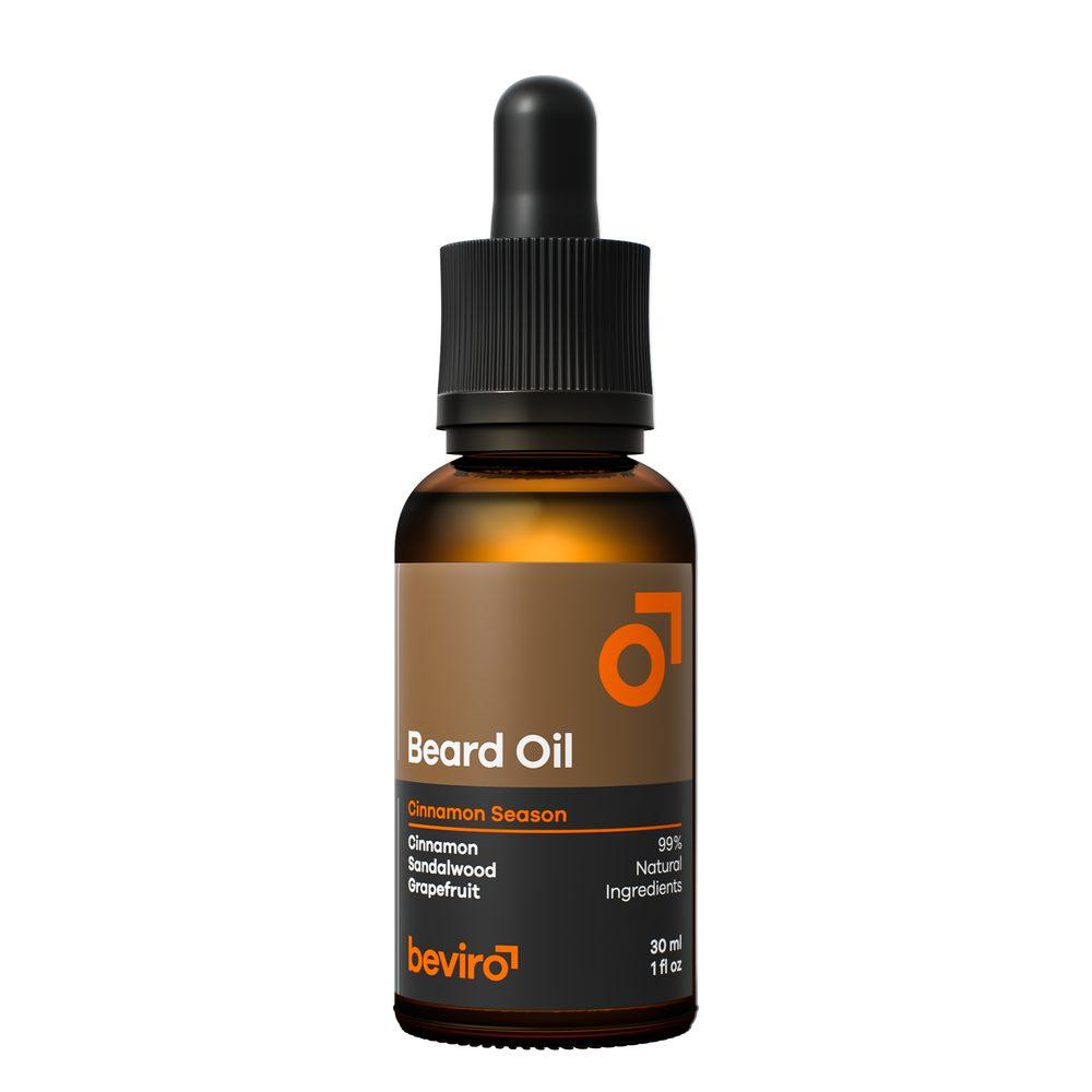 Olej na plnovous Beviro Cinnamon Season (30 ml)