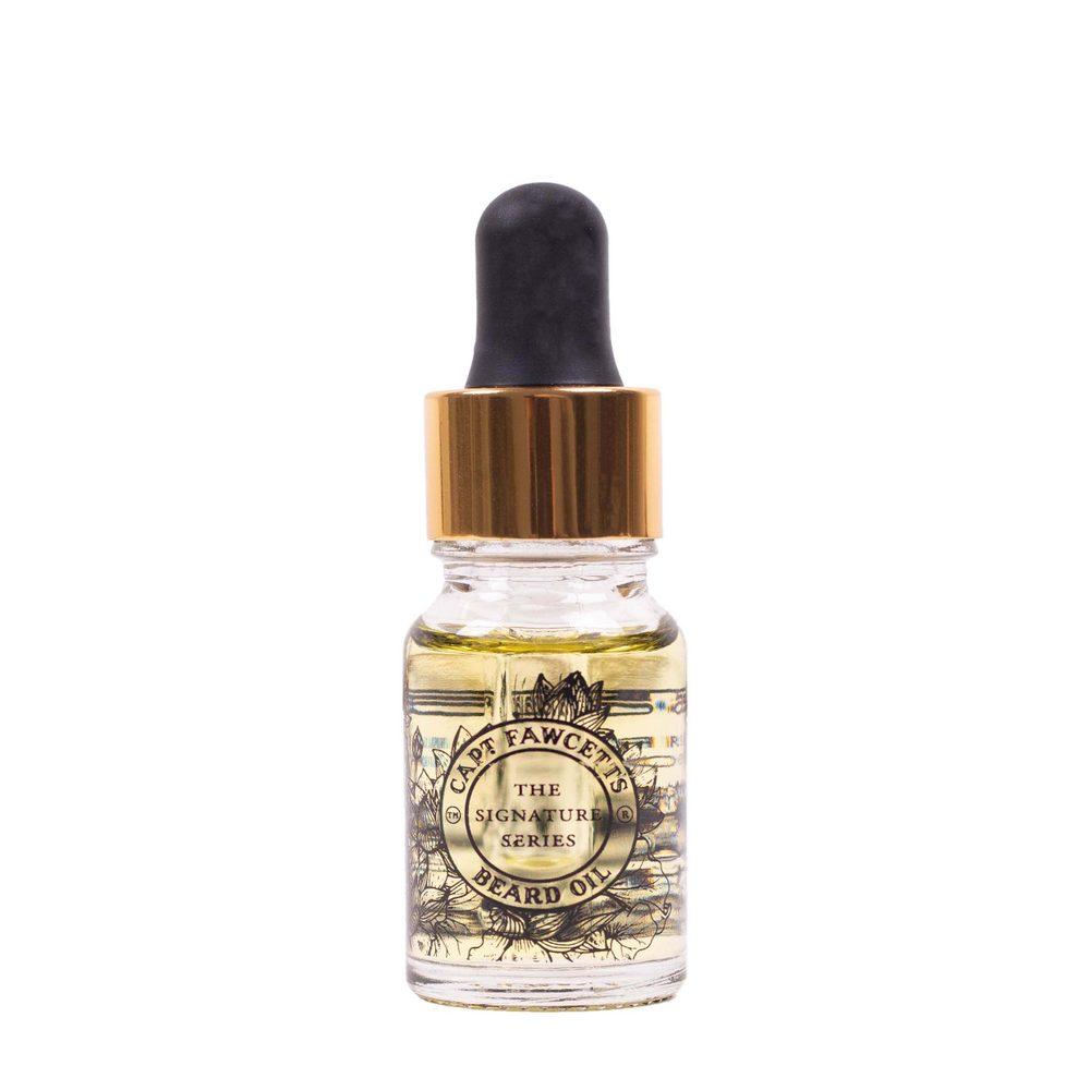 Olej na plnovous Cpt. Fawcett Maharajah (10 ml)