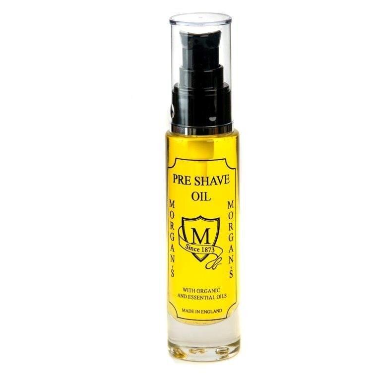Olej před holením Morgan's (50 ml)