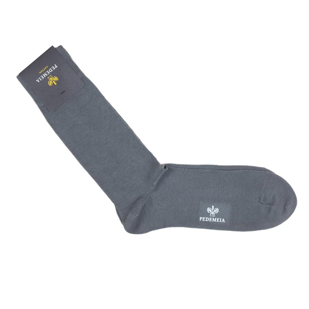 Bavlněné ponožky Pedemeia - šedé