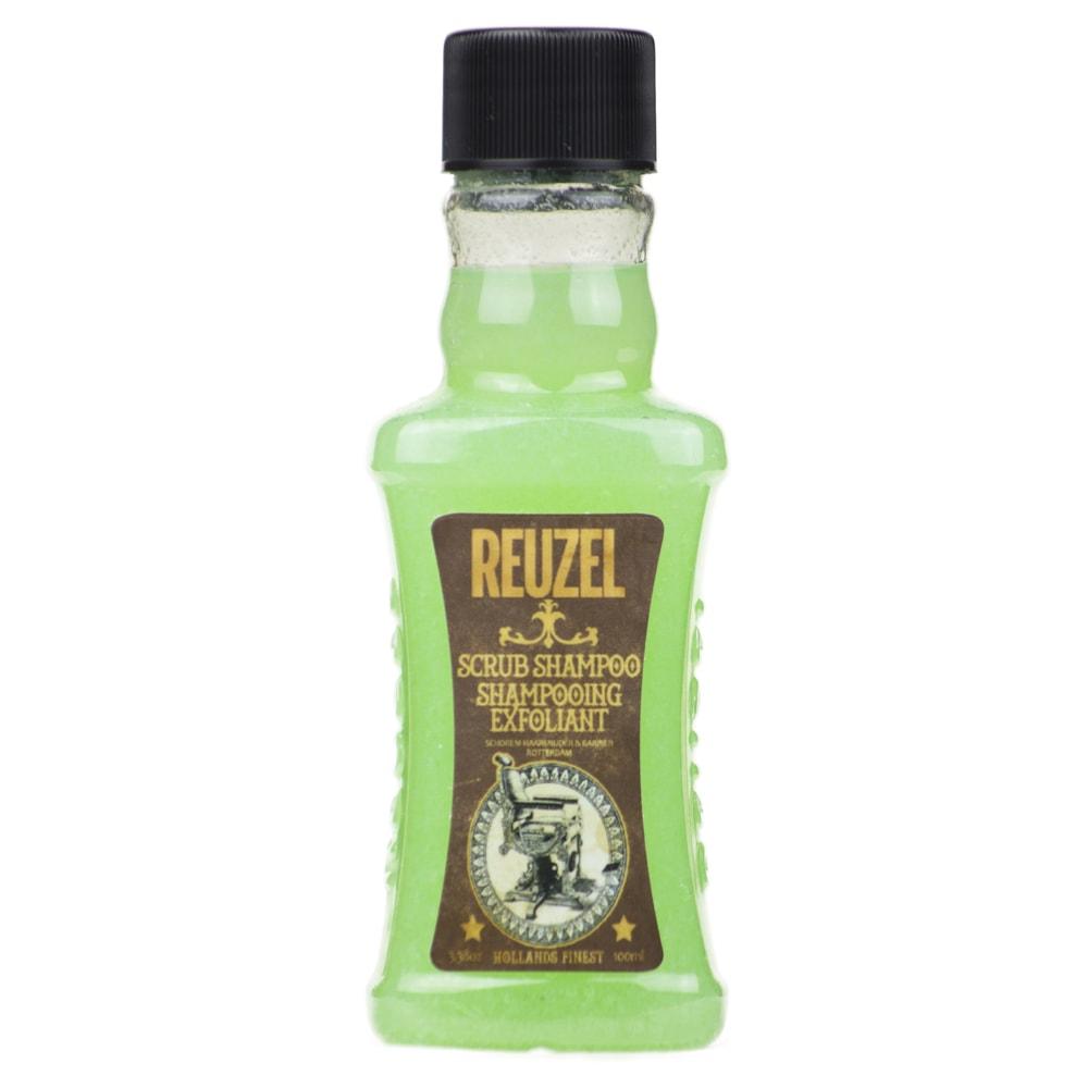 Hloubkově čistící šampon na vlasy Reuzel (100 ml)