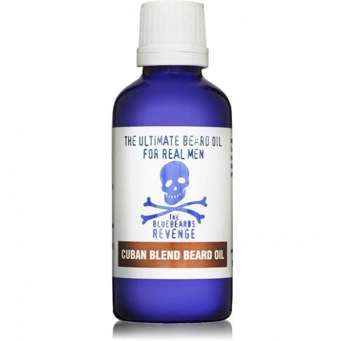 Olej na plnovous Cuban Blend Bluebeards Revenge (50 ml)