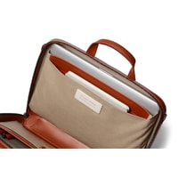 Taška na notebook Bellroy Laptop Brief Designers Edition - Burnt Sienna