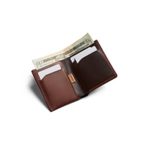 Bellroy Note Sleeve RFID - Cocoa & Java