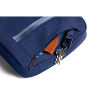 Taška na notebook Bellroy Classic Brief - Ink Blue