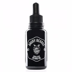 Olej na plnovous Angry Beards - Bobby Citrus (30 ml)