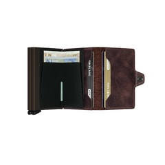 Secrid Twinwallet Vintage - Chocolate
