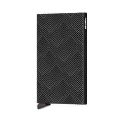 Pouzdro na karty Secrid Cardprotector - Structure Black