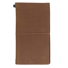 Traveler's Notebook - camel