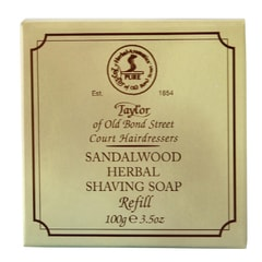 Mýdlo na holení Taylor of Old Bond Street - Sandalwood (100 g)