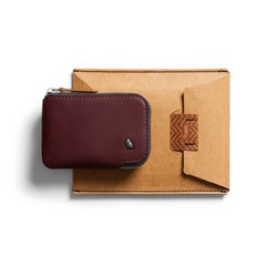 Bellroy Card Pocket - Wine