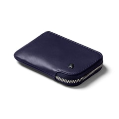Bellroy Card Pocket - Navy & Tan