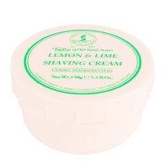 Krém na holení Taylor of Old Bond Street - Lemon & Lime (150 g)