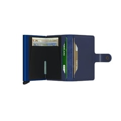 Secrid Miniwallet Original - Navy & Blue