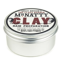 Mr. Natty Clay - jíl na vlasy (100 ml)