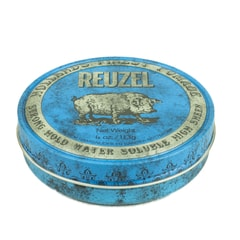 Reuzel Blue Water Soluble Strong Hold - pomáda na vlasy (113 g)