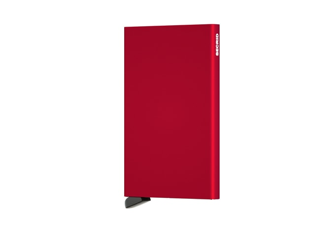 Pouzdro na karty Secrid Cardprotector - Red