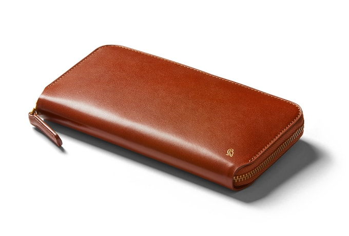 Bellroy Folio Wallet Designers Edition - Burnt Sienna