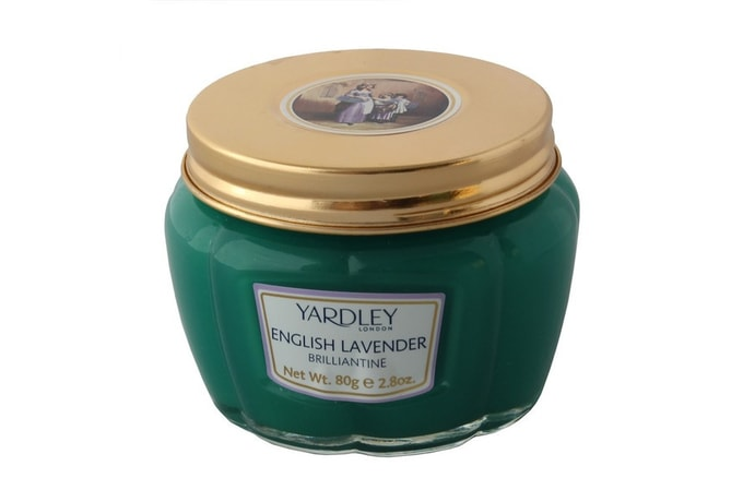 Yardley English Lavender - brilantina na vlasy (80 g)