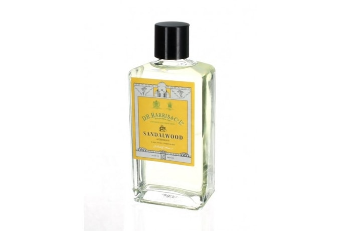 Voda po holení D.R. Harris Sandalwood (100 ml)