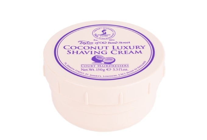 Krém na holení Taylor of Old Bond Street - Coconut (150 g)