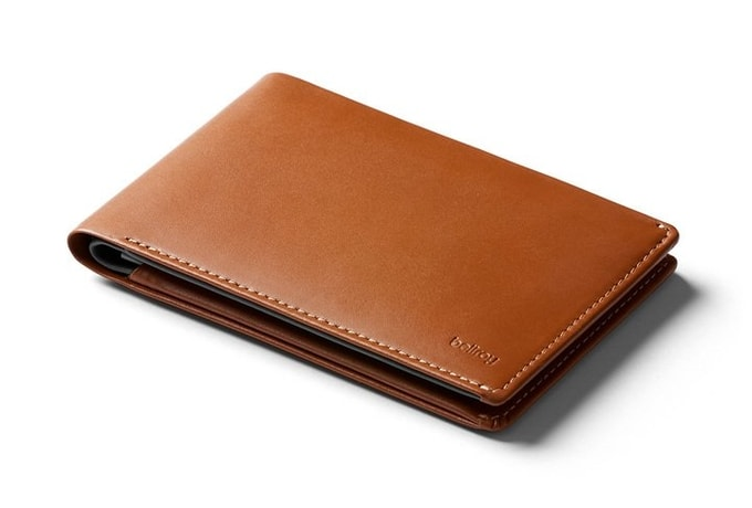 Bellroy Travel Wallet RFID - Caramel
