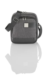 Crossbody taška Titan Power Pack Shoulder Bag Anthracite