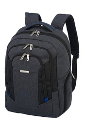 Batoh na notebook Travelite @Work Business backpack Anthracite