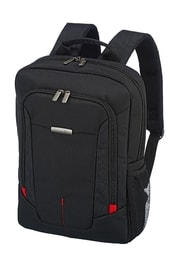 Batoh na notebook Travelite @Work Business backpack slim Black