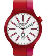 Swatch BB Kurenai Red