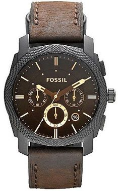 Fossil Utility Chronograph