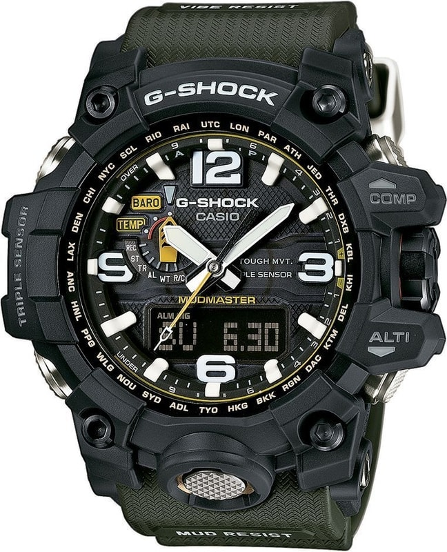 108d7d209 G-Shock Superior - GWG-1000-1A3ER - Casio - G-Shock