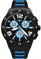 Swatch Black Spy