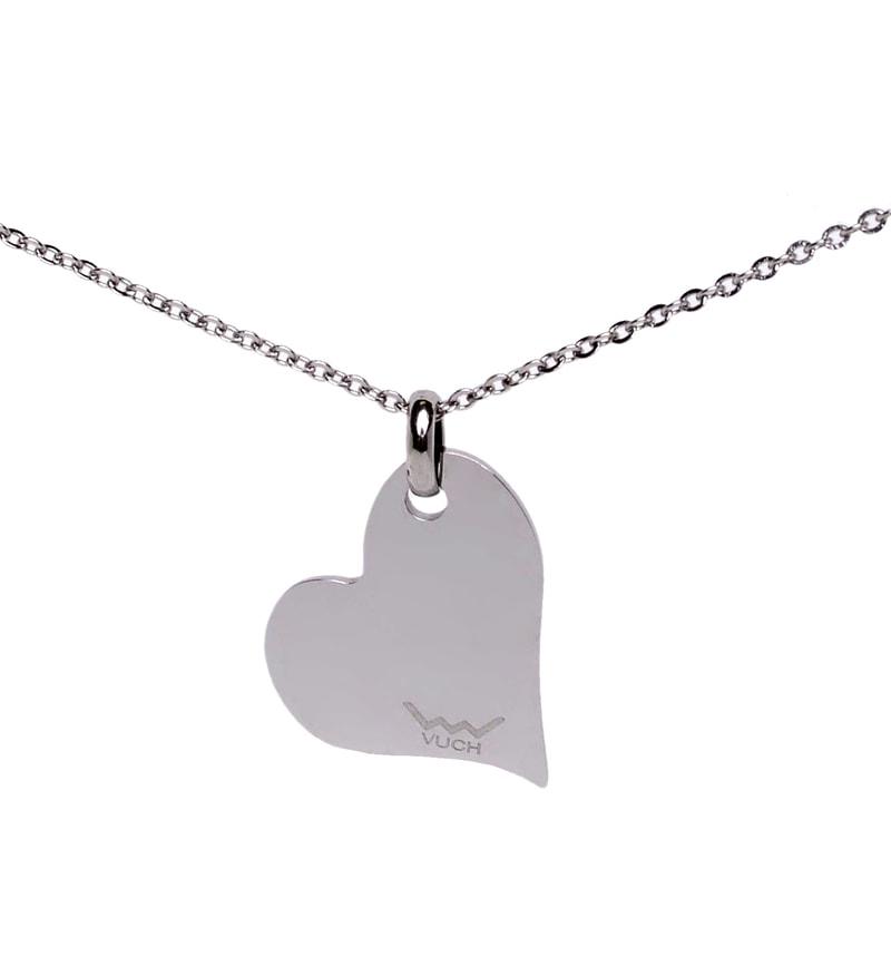 f4f5bc0d2 Dámský levný elegantní náhrdelník LOVE VUCH SILVER - Vuch