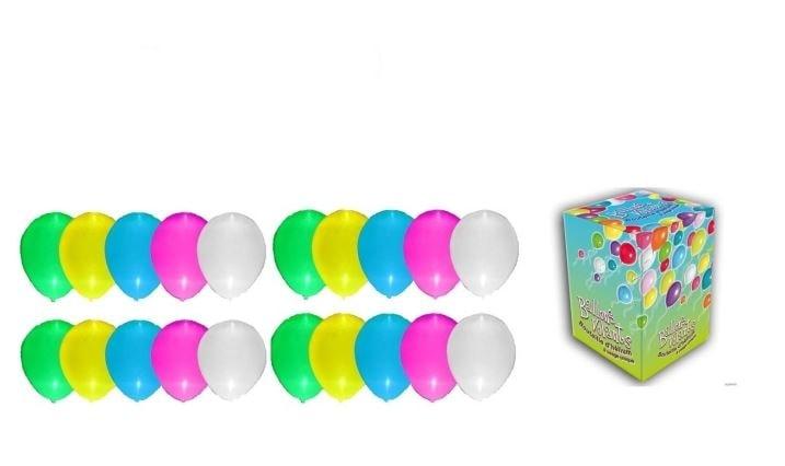 Helium na plnění balonků + svítící balónky - 420 l - BALLONPUB