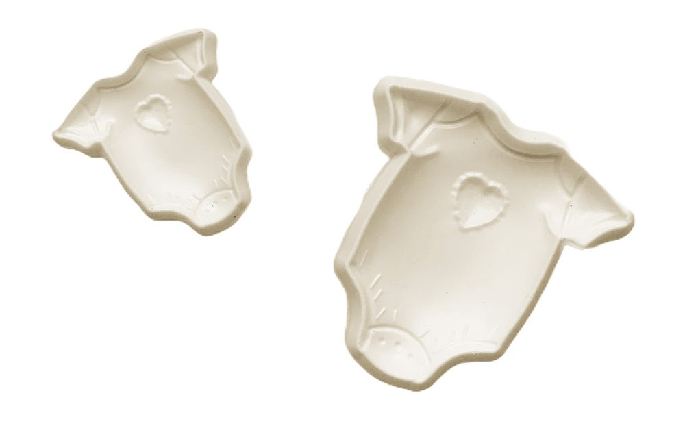 Miminkovské body 2 ks - formička na marcipán a modelovací hmoty - Smart Cook