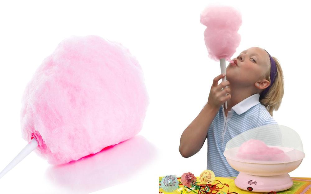 Bestron Domácí výrobník na cukrovou vatu Sweet Dreams