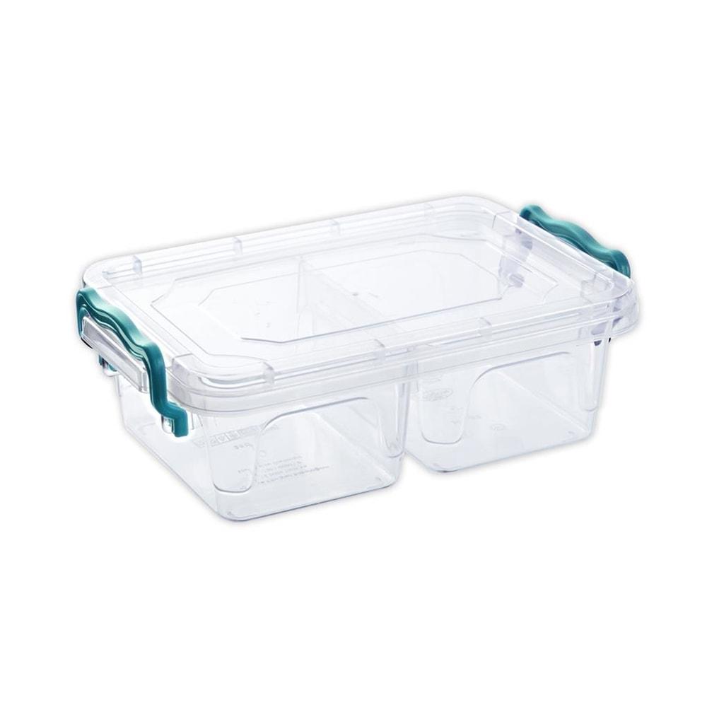 Box plast multi obdelník nízký 0,5 l duo - ORION domácí potřeby