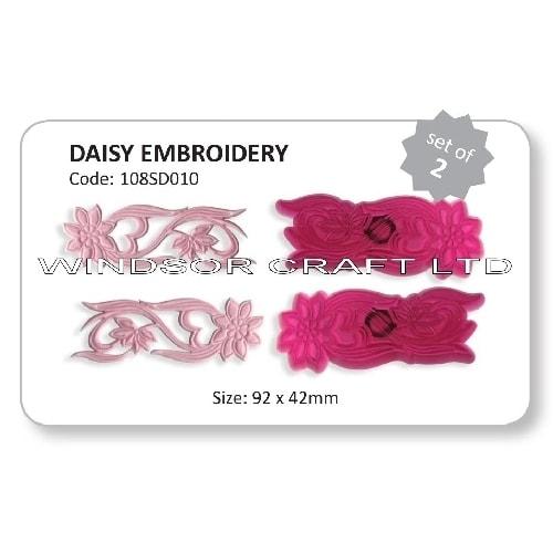 Vypichovač květinová krajka (Daisy Embroidery) - JEM