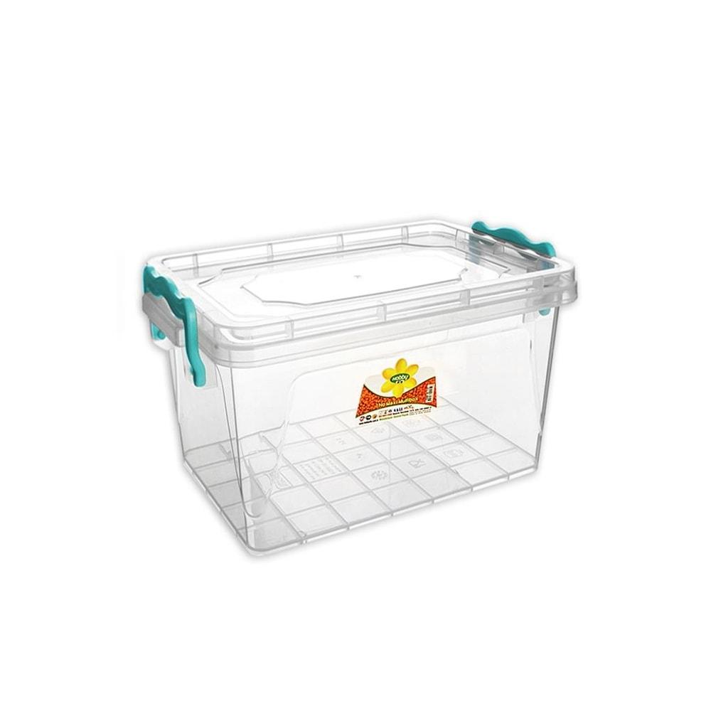 Box plast multi obdelník vysoký 4,5 l - ORION domácí potřeby